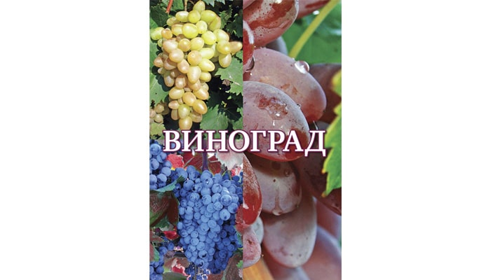 Grapes: monograph. V.Vlasov, N.A. Mulyukina, N.N. Zelenyanskaya and others.>